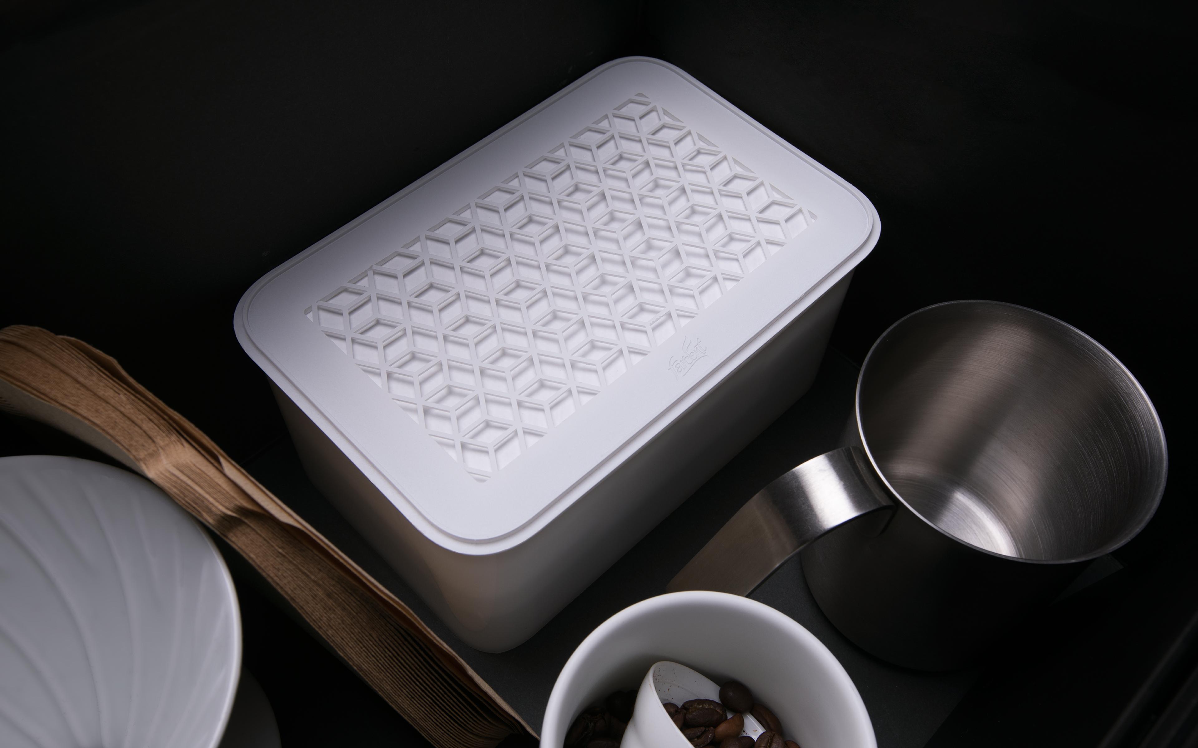 新式裸白克潮靈適用於廚房