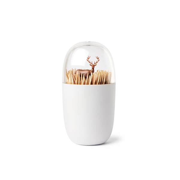 牙籤罐 (草原馴鹿)