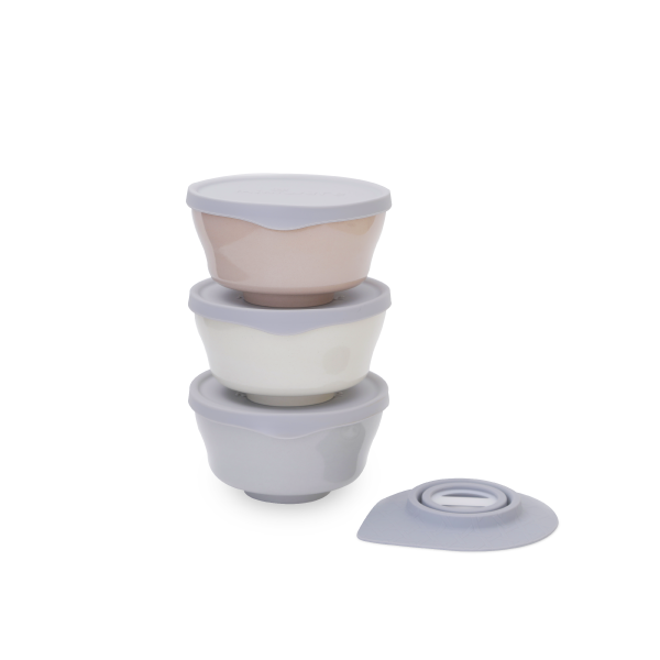 【Unipapa限定】麥片碗蓋七件組