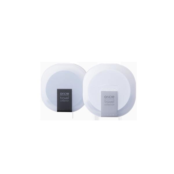 隨行皂盒組 (控油型+保濕型 2皂2盒)