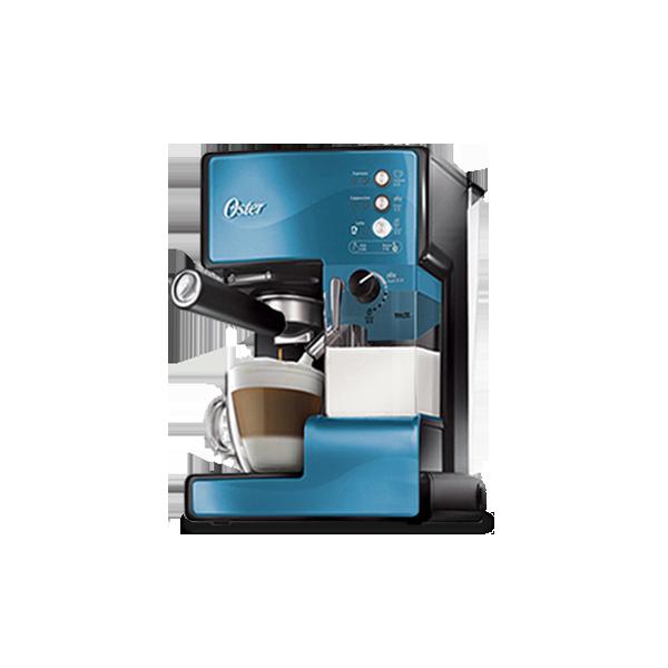 奶泡大師義式咖啡機PRO升級版 贈送OSTER研磨大師電動磨豆機