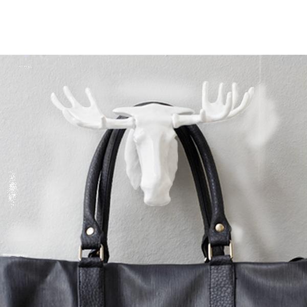 北歐馴鹿耐重衣帽架 (共2色)
