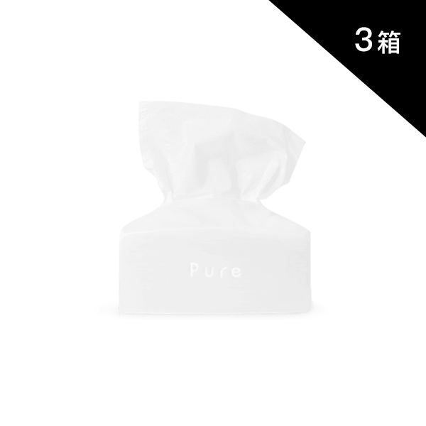 [長期訂購] 超極白 可水解抽取衛生紙(120抽 60包)*3箱