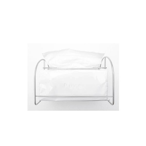 STEEL│304不鏽鋼抽取式衛生紙架