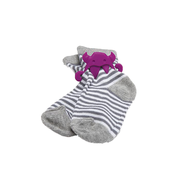 小襪獸-襪子夾(8入)