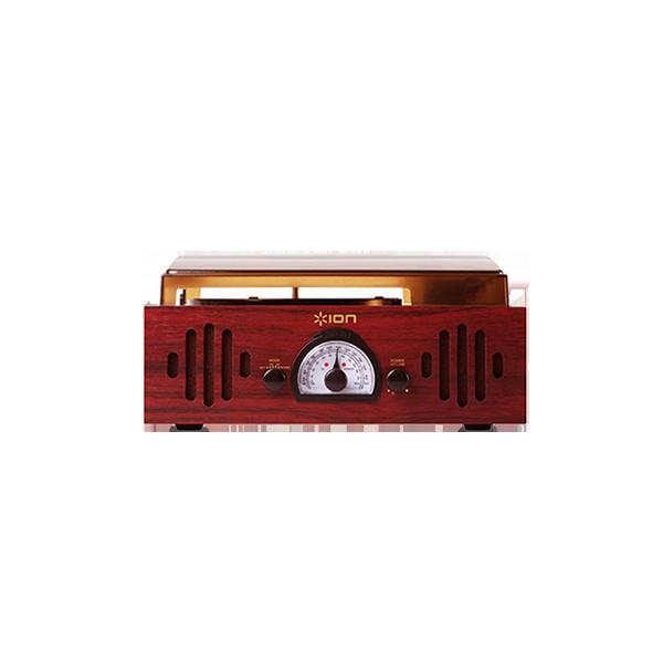 Ion Audio|Trio LP 老上海古董AM/FM黑膠唱機