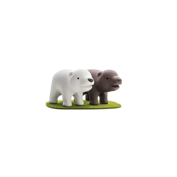 小熊兄弟-胡椒鹽罐組