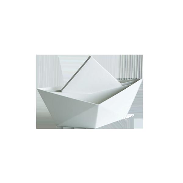 漂流小船 文具置物盒