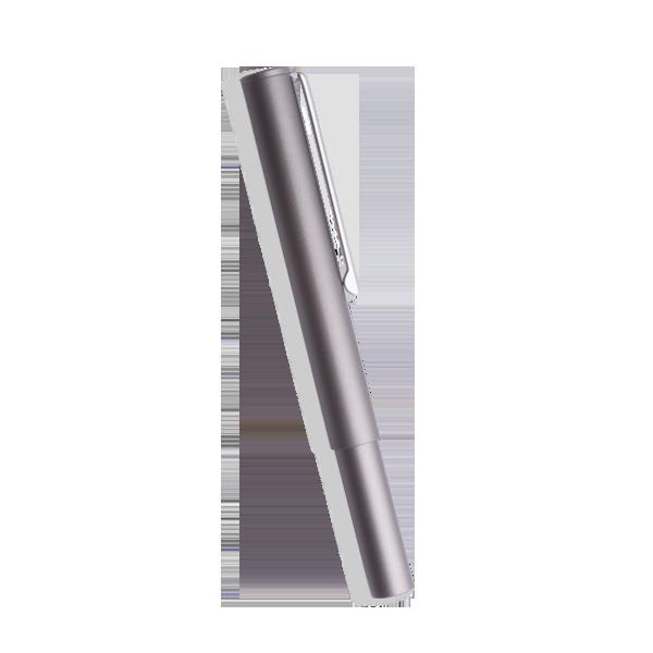 口袋鋼筆 (銀灰黑,EF/F尖)