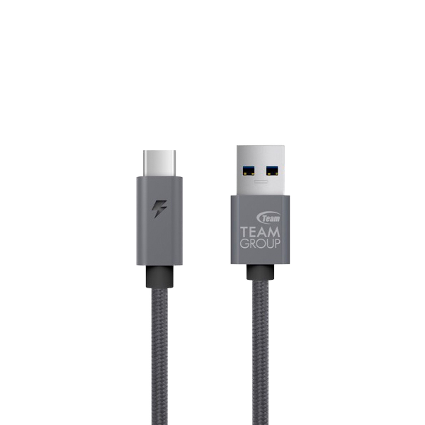 Type C to USB 3.1 燈號顯示傳輸線|太空灰 WC0A