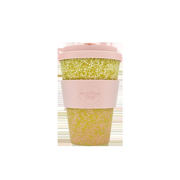 【天然竹纖維】環保隨行杯 14oz (花色款 - 共17色)