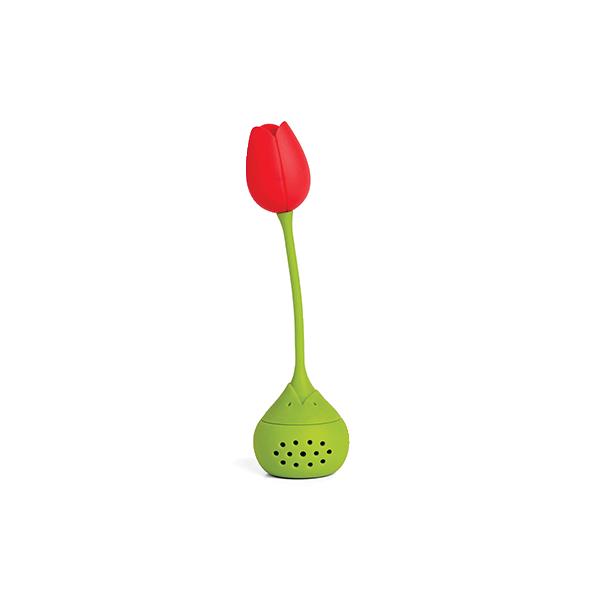 鬱金香球泡茶器